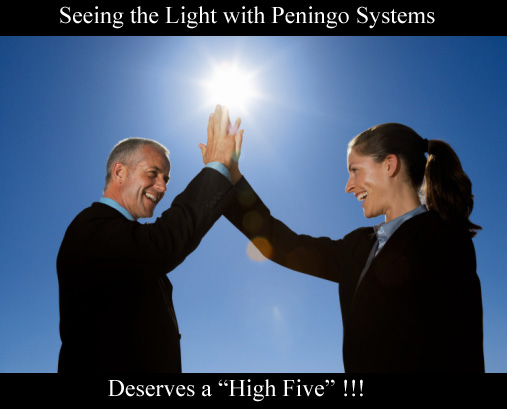 Seeing the Light with Peningo Systems